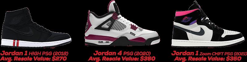 Jordan PSG Partnership