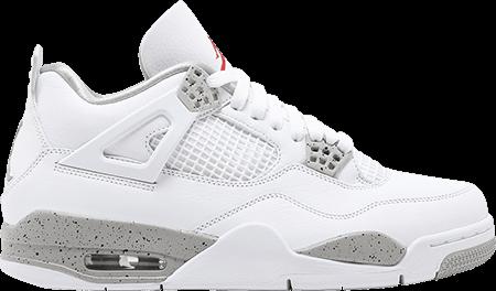 Jordan 4 Oreo White 2021