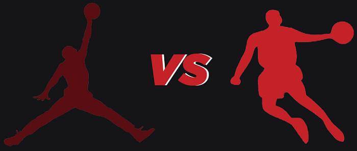 Jordan vs Qiaodan