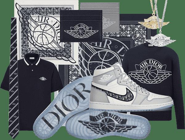 Louis Vuitton Nike -Air Dior