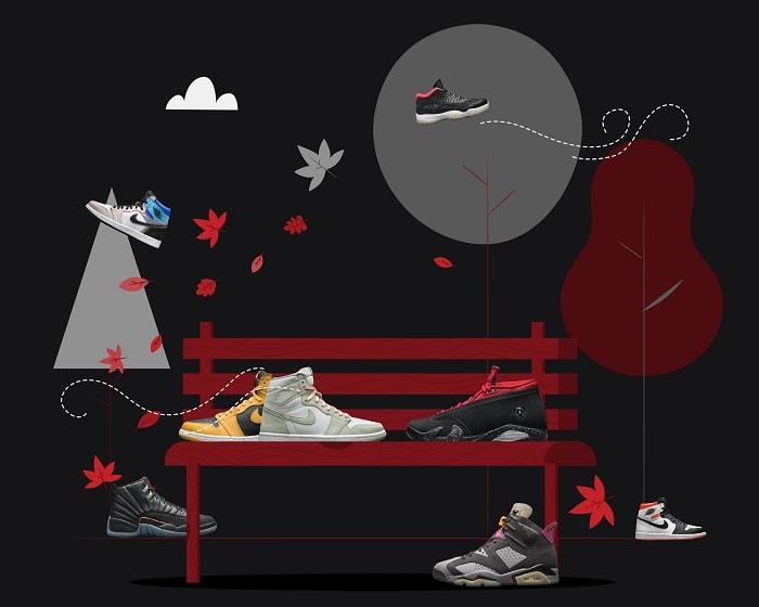 New Air Jordans Fall 2021 Lineup