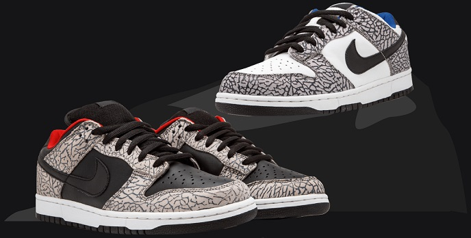 Supreme Nike Shoes - Nike SB Dunk Supreme