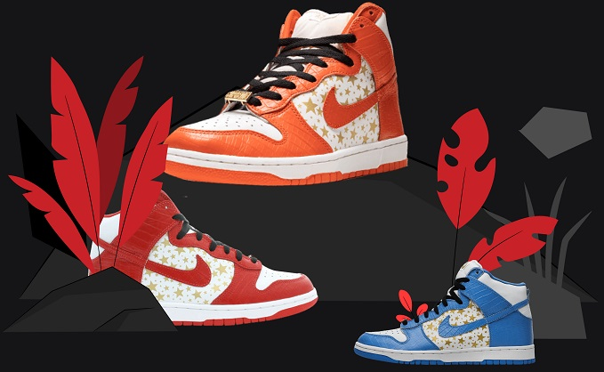 Supreme Nike Shoes - Supreme Nike SB Dunk High