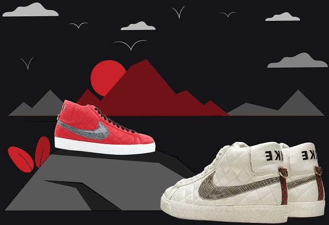 Supreme Nike Shoes ranking - Supreme Nike SB Blazer