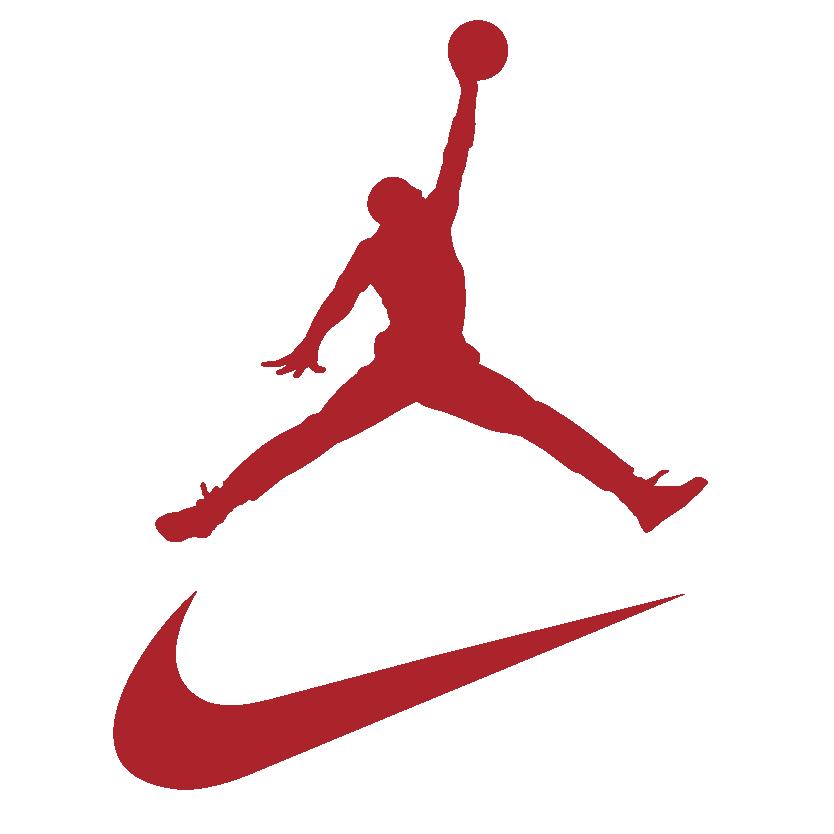 dunk vs jordan 1 logos