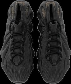 yeezy 450 dark slate pair