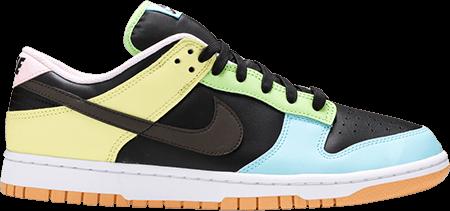 Cheap Nike Dunks - Nike Dunk Free 99 Black