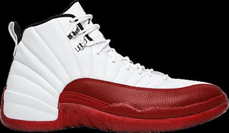 Jordan 12 Cherry