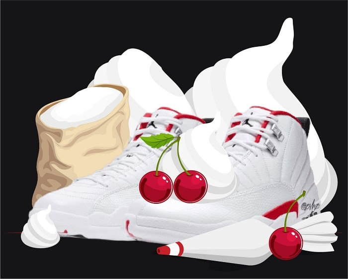 Jordan 12 Twist 2021