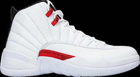 New Jordan 12 Twist