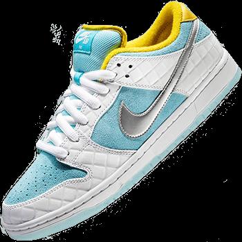Nike Parra SB Dunks FTC
