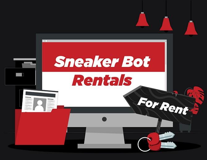 Sneaker Bot Rental