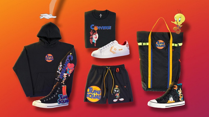 Space Jam A New Legacy Apparel