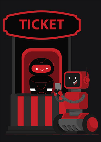 Types of Bots - ticketing and social bots