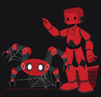 Types of bots - crawlers and sneaker bots