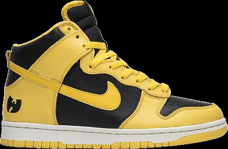 Wu Tang Nike Dunks 1999