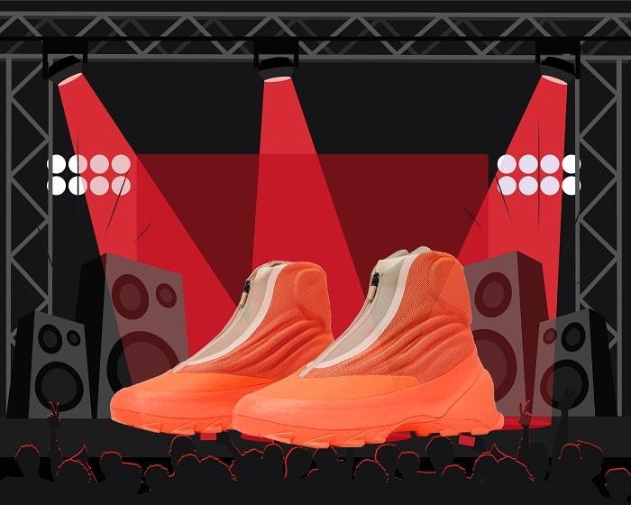 Yeezy Boots - Donda Album