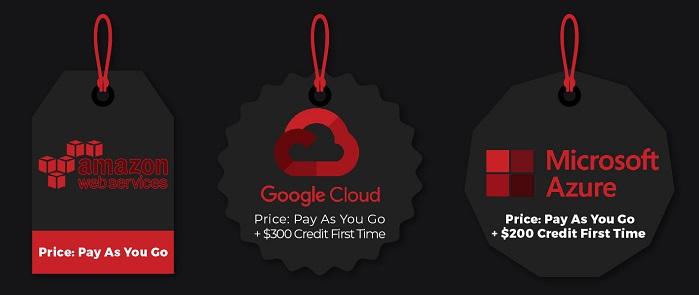 best sneaker servers - cloud providers