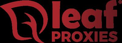 proxy providers - leaf proxies