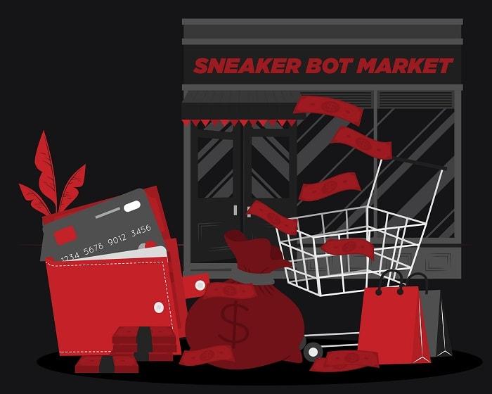 sneaker bot rental - market exclusivity