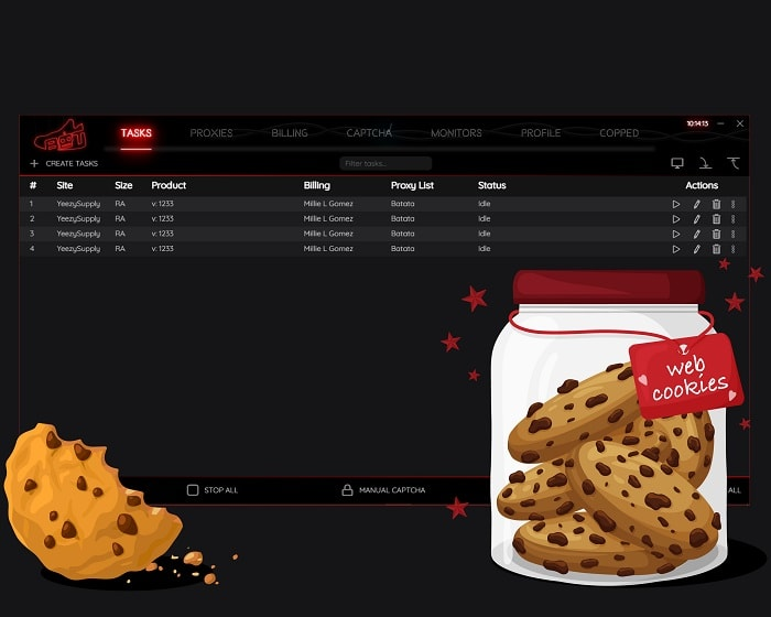 what are browser cookies
