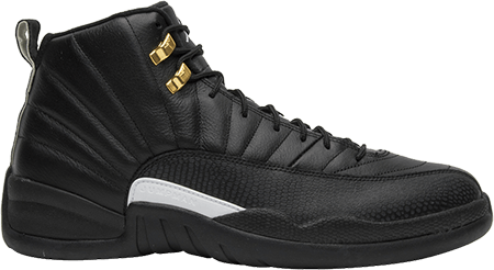Black Jordan 12 The Master