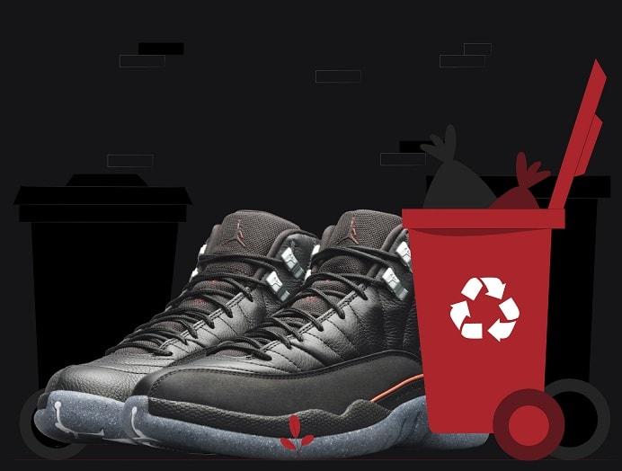 Black Jordan 12 Utility 2021