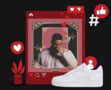 Certified Lover Boy Drake Air Force 1