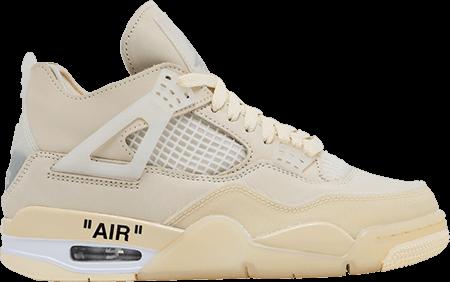 Jordan 4 Off-white