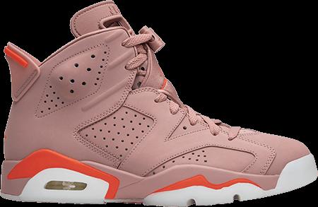 Jordan 6 Rust Pink Aleali May