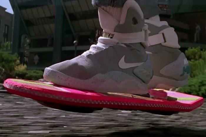 Marty Mcfly Nike Air Mag