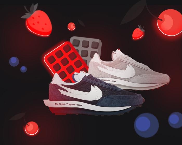Nike Sacai Fragment 2021