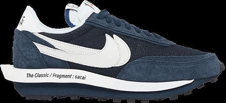 Nike Sacai Fragment LDWaffle blue