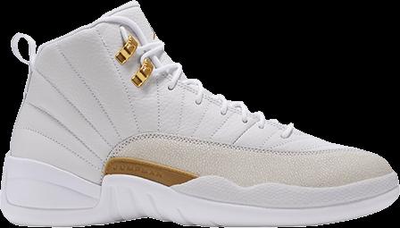 OVO Jordan 12 White