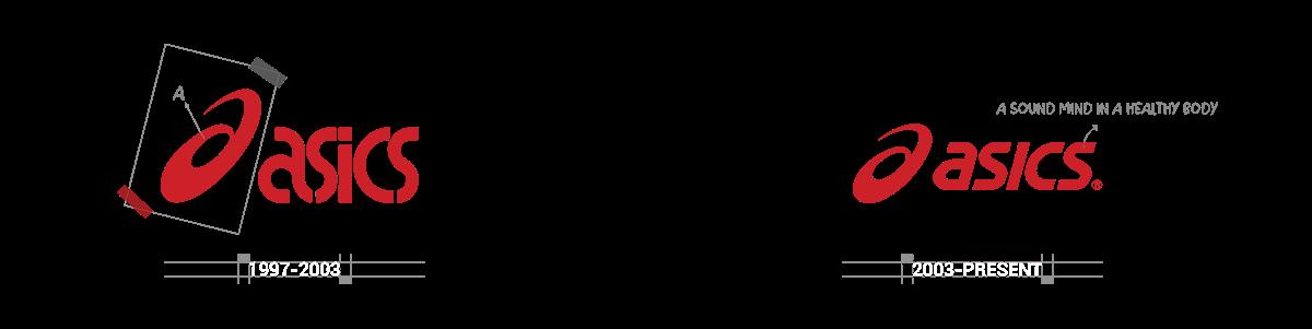 Sneaker logos - asics