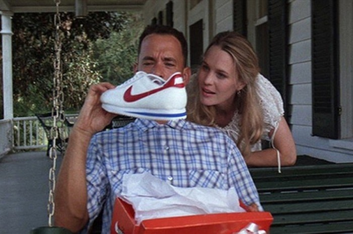 Sneakers in movies - Nike cortez