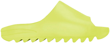 Yeezy September Release - Yeezy Slide glow green