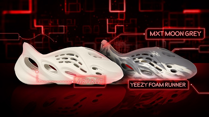 best yeezzy foam runner colorways