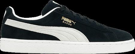 classic sneakers - puma suede