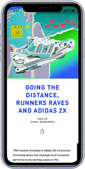sneaker apps - Adidas Confirmed app