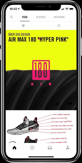 sneaker apps - Nike SNKRS