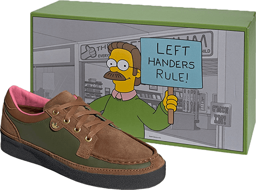 Adidas Simpsons Ned Flanders