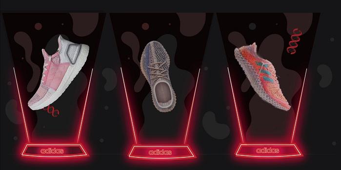 Adidas technologies
