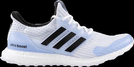 GOT Adidas ultraboost white walkers