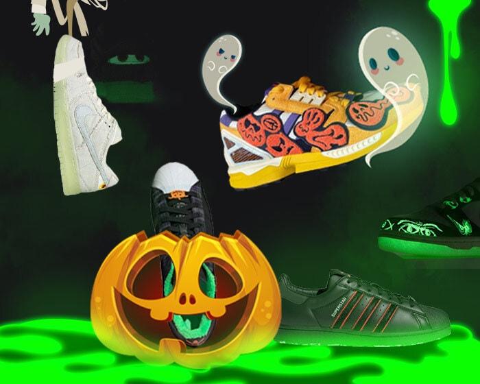 Halloween shoes 2021