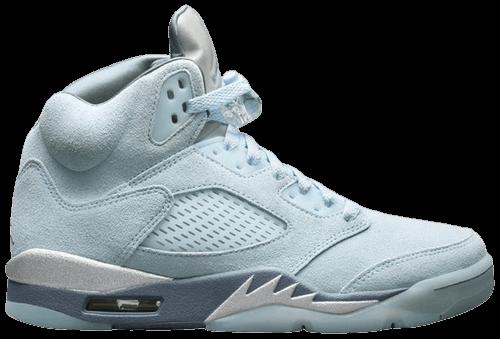 Holiday Jordans 5 Bluebird