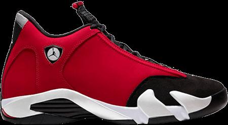 Jordan 14 Gym Red
