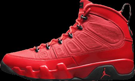 Jordan 9 Chile Red