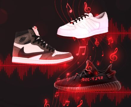 Music and sneaker industries