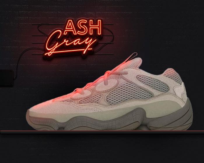 New yeezy 500s - ash gray